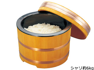 ★決算特価商品★ 【】よろい電気おひつ YDO-2, テンドウシ 64311021