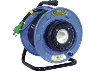 NICHIDO/日動工業 防雨・防塵型LEDライトリール SDW-E22-10W