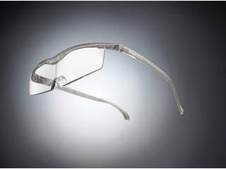 Hazuki Company/ハズキ 【Hazuki/ハズキルーペ】メガネ型拡大鏡 コンパクト クリアレンズ 1.6倍 チタンカラー 改良版 【ムラウチドットコムはハズキルーペ正規販売店です】