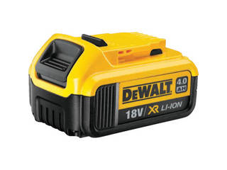 DEWALT/デウォルト 18V リチウム充電池 4.0Ah DCB182-JP