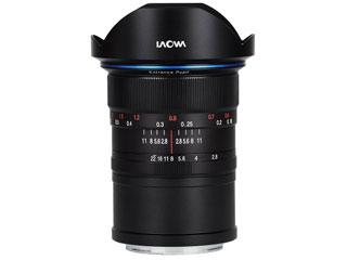 ★メーカー在庫僅少のため、納期にお時間がかかる場合がございます LAOWA/ラオワ LAO0050 LAOWA 12mm F2.8 Zero-D ニコンZマウント用 NIKON Zマウント