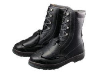 Simon/シモン 安全靴甲プロ付 長編上靴 SS33D-6 27.5cm