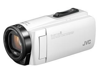 【お得な64GB SDXCカードセットもあります!】 JVC/Victor/ビクター GZ-R480-W(シャインホワイト) ハイビジョンメモリームービー 【ビデオカメラ】