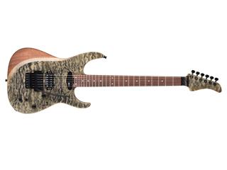 FERNANDES / フェルナンデス FR ELT SUS CGS(CHARCOAL GRAY SATIN) /R(Rosewood) エレキギター