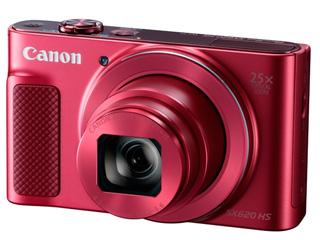 CANON/キヤノン PowerShot SX620 HS (レッド)