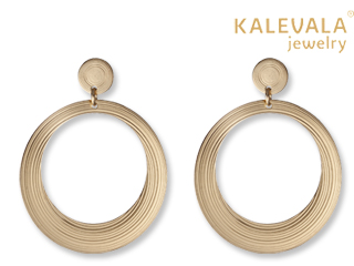 KALEVALA jewelry/カレワラジュエリー Kosmos(コスモス) シングルピアス 3668772T