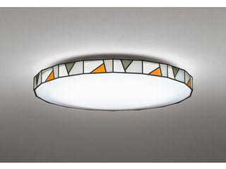 ODELIC/オーデリック OL291157BC LEDシーリングライト 模様入【~12畳】【Bluetooth 調光・調色】※リモコン別売