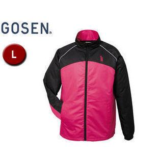 GOSEN/ゴーセン Y1502 ウィンドウォーマージャケット 【L】 (ルビーレッド)