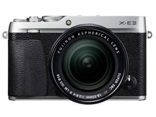 FUJIFILM/フジフイルム F X-E3LK-S(シルバー) FUJIFILM X-E3レンズキット ミラーレスデジタルカメラ