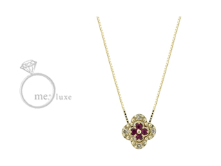me.luxe/エムイーリュークス Many Wayネックレス ネックレス ペンダント ジュエリー プレゼント ギフト 包装 記念日