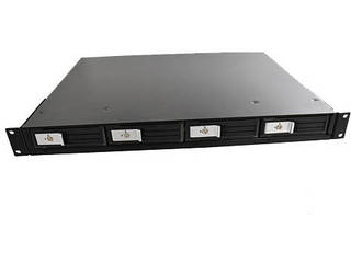 ELECOM/エレコム ラックマウント型ハードディスク/USB3.0/RAID非対応/8TB ELD-1UDB080UBK
