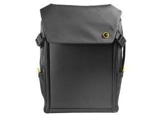未来を予感させるネオンバックの登場です 16X16で表現をするピクセルアートをバッグに映して持ち出しできます Divoom DIVOOM - M Backpack 人気上昇中 Black 特売