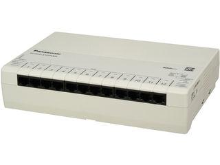パナソニックLSネットワークス 【キャンセル不可】12ポート PoE給電スイッチングハブ 3年先出しセンドバック保守バンドル PN22129KB3