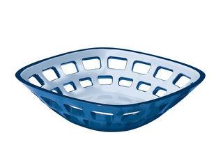 guzzini 送料無料新品 フラテッリグッチーニ ブレッドバスケット ブルー 2364.0071 安心の実績 高価 買取 強化中
