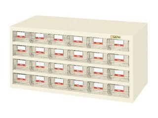 SAKAE/サカエ 【代引不可】ハニーケース・樹脂ボックス HFW-24TLI