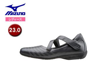 mizuno/ミズノ B1GH1560-05 レディースウォーキングシューズ SELECT525 【23.0】 (グレー)