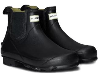 HUNTER/ハンター ★★★メンズ ノリスフィールドチェルシーブーツ 6(25cm) ブラック MFS9074RMA-BLK