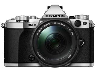 OLYMPUS/オリンパス E-M5 Mark II 14-150mm II レンズキット(シルバー) ミラーレス一眼