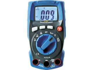CUSTOM/カスタム 防塵防水デジタルマルチメータ CDM-3000WP