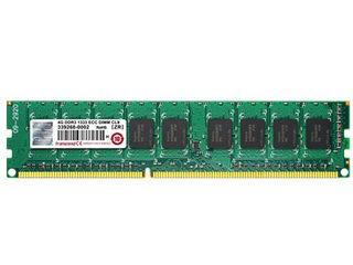 トランセンド・ジャパン 4GB DDR3 1333 ECC-DIMM 1Rx8 TS512MLK72V3H 納期にお時間がかかる場合があります