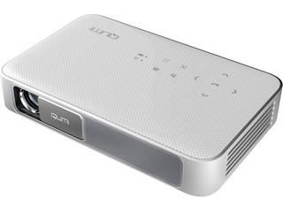 Vivitek バッテリー内蔵LEDモバイルプロジェクター QUMI Q38-WH ホワイト