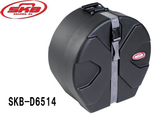 SKB SKB-D6514 スネアケース 6.5インチ 【6.5×14】