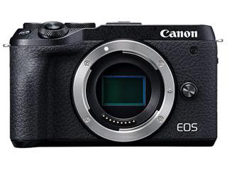 CANON/キヤノン EOS M6 Mark II ・ボディー(ブラック) ミラーレスカメラ 3611C004