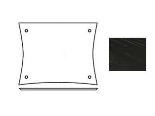 QUADRASPIRE/クアドラスパイア Q4D/BK/SO(ブラック) 棚板1枚 ※ポール別売