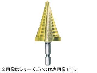 TOP/トップ工業 電動ドリル用ステップドリル 11段 6~30mm ゴールドタイプ ESD630G