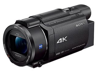 SONY/ソニー FDR-AX60-B(ブラック) デジタル4Kビデオカメラレコーダー 【Handycam/ハンディカム】 【ビデオカメラ】
