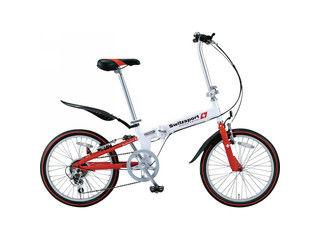 KCD/ケーシーディー 【代引不可商品】スウィツスポート 20型折たたみ自転車