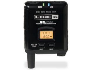 LINE6/ラインシックス V55-BP 12チャンネル・ボディパック型トランスミッター (XD-V55用)