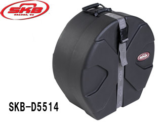 SKB SKB-D5514 スネアケース 5.5インチ 【5.5×14】