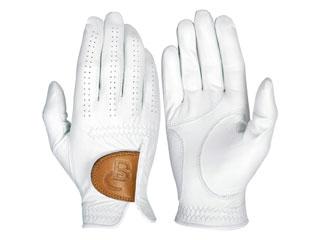 LEZAX レザックス BCGL-5661 British Classic 天然皮革グローブ 25cm ホワイト 買収 高級 右手用