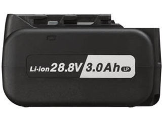 Panasonic/パナソニック 28.8V 3.0Ahリチウムイオン電池パック EZ9L82