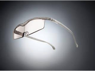 Hazuki Company/ハズキ 【Hazuki/ハズキルーペ】メガネ型拡大鏡 コンパクト カラーレンズ 1.6倍 チタンカラー 改良版 【ムラウチドットコムはハズキルーペ正規販売店です】