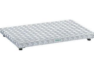 TRUSCO/トラスコ中山 【代引不可】低床式アルミ製ステップ 900X600XH90~120 TFS-0960AL