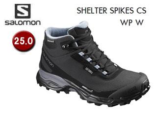 SALOMON/サロモン L39072900 SHELTER SPIKES CS WP W ウィンターシューズ ウィメンズ 【25.0】