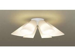 Panasonic/パナソニック LGB57681 LEDシャンデリア スノーホワイト 【電球色】【~14畳】【天井直付型】