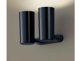 Panasonic/パナソニック LGB89092Z LEDスポットライト 2灯 ブラック【電球色】【調光不可】【天井直付・壁直付・据置取付型】