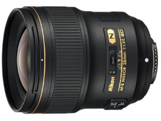 Nikon/ニコン AF-S NIKKOR 28mm f/1.4E ED