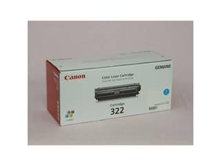 【納期にお時間がかかります】 CANON CANON トナーカートリッジ322 シアン 輸入品 CN-EP322CYJY