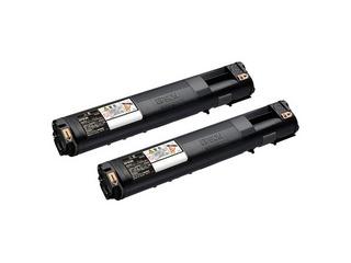 EPSON/エプソン LP-S5300/M5300用 環境推進トナー/ブラック/Mサイズ2個パック(6200ページ×2) LPC3T21KPV