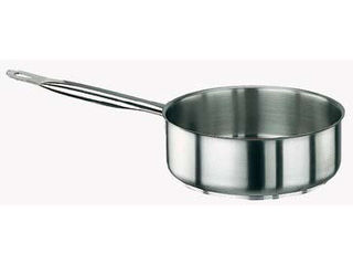 PADERNO/パデルノ 18-10片手浅型鍋(蓋無)/1008-28