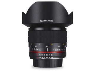 SAMYANG/サムヤン 14mm F2.8 ED AS IF UMC ペンタックスK用 フルサイズ 【お洒落なクリーニングクロスプレゼント!】