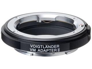 COSINA/コシナ VM E-mount Adapter II ブラック 【フォクトレンダー】