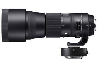 【送料代引き手数料無料! 】 SIGMA/シグマ 150-600mm F5-6.3 DG OS HSM Contemporary テレコンバーターキット キヤノン用