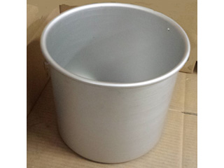 nakao/中尾アルミ製作所 アルミ 湯煎鍋33cm用 内鍋
