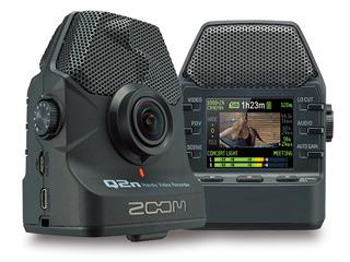 ZOOM/ズーム ZOOM Q2n 高音質カメラ 【ハンディービデオレコーダー】