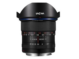 LAOWA/ラオア LAO0019 LAOWA 12mm F2.8 Zero-D ソニーAマウント用 【Distortion】
